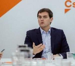 Rivera anuncia un acord amb el Govern per donar suport als Pressupostos