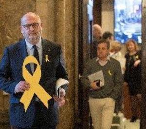 JxCat demana que Puigdemont pugui delegar el seu vot després del seu arrest a Alemanya