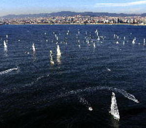 Suspesa la Barcelona World Race, afectada per la inestabilitat política