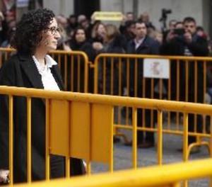 L'Estat es quedarà amb la fiança de Rovira si no compareix en 10 dies