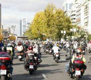 La DGT classifica també les motos i ciclomotors segons les seues emissions