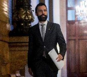 Puigdemont delega el seu vot per primera vegada per impedir que Torrent comparegui