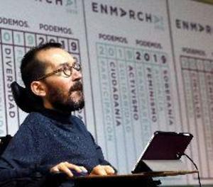 Echenique creu que Rajoy acabarà convertint en heroi Puigdemont