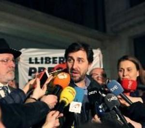 La pròxima vista davant del jutge dels exconsellers a Brussel·les serà el 18 d'abril