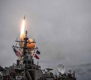 Els EUA, França i gran Bretanya ataquen Síria