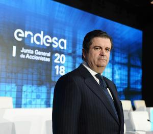 El president d'Endesa, Borja Prado.