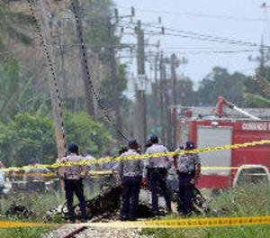 Exteriors confirma que no viatjaven espanyols a l'avió sinistrat a Cuba