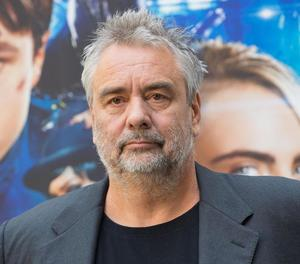 El director francès Luc Besson.