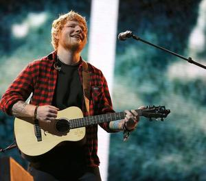 El cantant britànic Ed Sheeran va ser el gran triomfador dels premis Billboard.