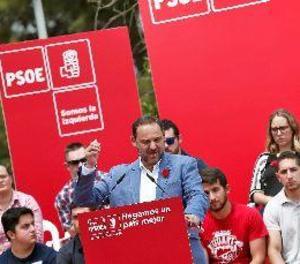 El PSOE descarta negociar la moció de censura