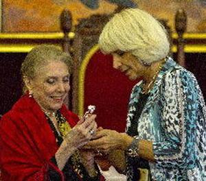 Fallece María Dolores Prada a Madrid als 93 anys