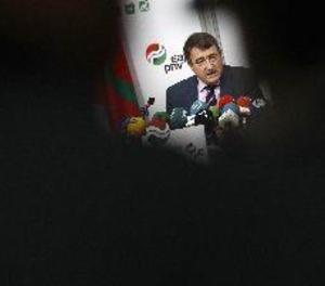 El PNB diu que el PSOE ha d'aclarir diverses