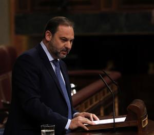 El secretari d'organització del PSOE, Jose Luis Ábalos.