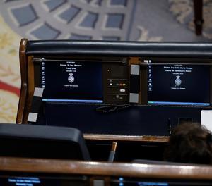 Rajoy no assRajoy no assisteix al Congrés a la segona jornada del debatisteix al Congrés a la segona jornada del debat