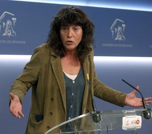 La nova consellera d'Agricultura, Teresa Jordà