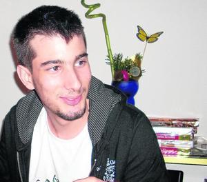 David Díaz Ríos, de 19 anys, va morir el maig del 2011.