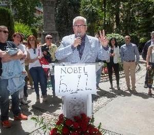 Promouen una iniciativa per a la concessió del Premi Nobel a Lorca a títol pòstum