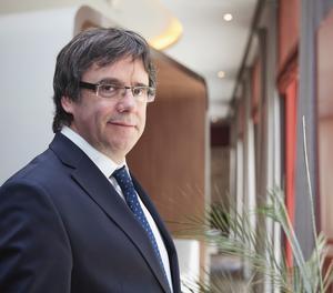 L'expresident de la Generalitat Carles Puigdemont