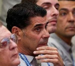 Hierro, seleccionador espanyol per al Mundial 2018