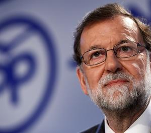 L'expresident del Govern Mariano Rajoy