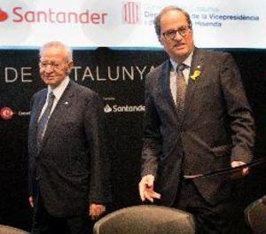 Torra: l'economia catalana