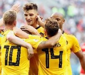 Bèlgica, tercera del Mundial després de guanyar Anglaterra 2-0