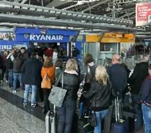 Ryanair cancel·larà 600 vols a finals de juliol per la vaga de tripulació de cabina