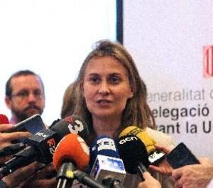 """Meritxell Serret espera que Puigdemont pugui tornar a Bèlgica """"aviat"""""""