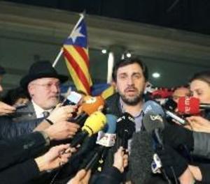 El germà de Toni Comín mor a Bèlgica acompanyat de la seua família