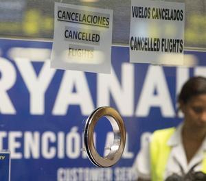 Ryanair demana disculpes i diu que els vols programats operen amb normalitat