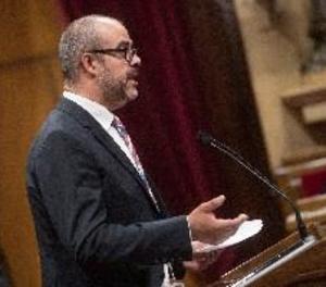 El conseller Buch nomena assessor al mosso que va acompanyar a Puigdemont a Brussel·les