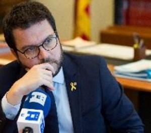 """Aragonès defensa pactar una """"unitat estratègica"""" sobiranista i llistes separades"""