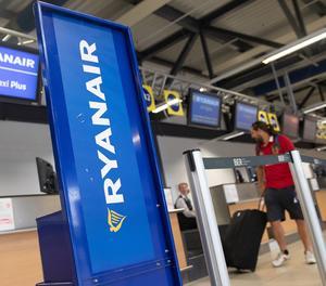 Ryanair cancel·la uns 400 vols per la vaga de pilots
