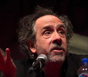 El director, productor, escriptor i dissenyador dels EUA Tim Burton.