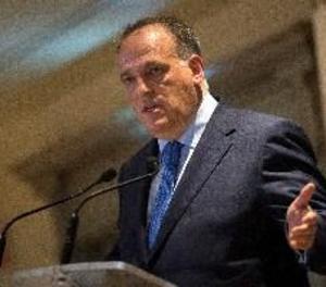 Els Estats Units acolliran partits oficials de la Lliga espanyola