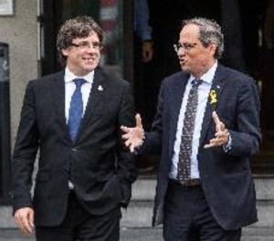 Puigdemont diu que alguns partits estan