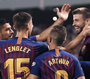 Tottenham, PSV i Inter, rivals del Barcelona al grup B
