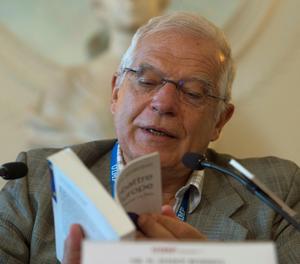 El ministre d'Assumptes Exteriors, Unió Europea i Cooperació, Josep Borrell.
