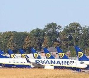 Els treballadors de Ryanair faran una vaga a nivell europeu a finals de setembre