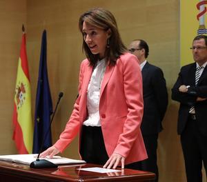 La secretària d'Estat de Comerç, Xiana Méndez.