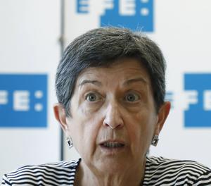 La delegada del Govern, Teresa Cunillera