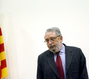 El secretari de Salut Pública de la Generalitat, Joan Guix.