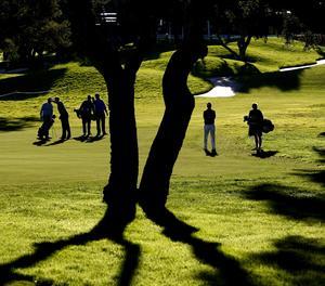 Un camp de golf