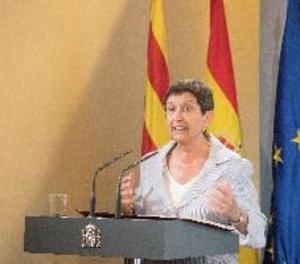 Cunillera, partidària d'indultar els líders independentistes