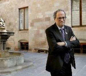 Torra exigeix al Suprem que no retardi la sentència del 'procés' per les eleccions