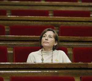 L'expresidenta del Parlament de Catalunya, Carme Forcadell.