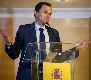 El ministre de Ciències, Innovació i Universitats, Pedro Duque.