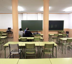 Una aula
