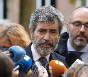 La Generalitat demanarà a la Fiscalia investigar si Lesmes i Díez-Picazo van cometre delicte en la sentència de les hipoteques