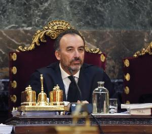 El jutge del Tribunal Suprem Manuel Marchena